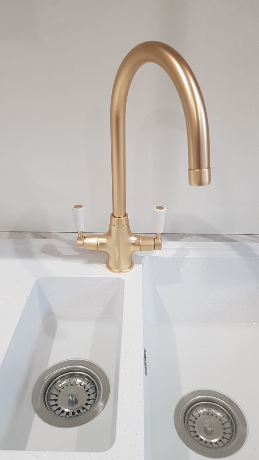 New Tap installation image
