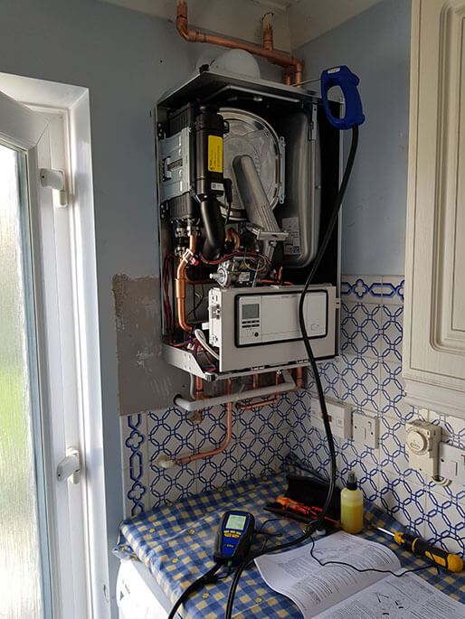 Boiler and Heating services
